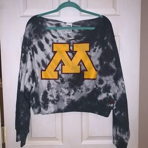 PINK Minnesota Gophers Sweatshirt - NWT